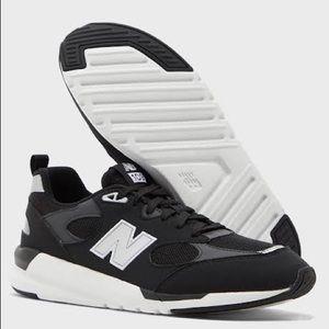 New Balance 109 men black silver sneakers US7.5 UK7 EU40.5 NEW Women US9
